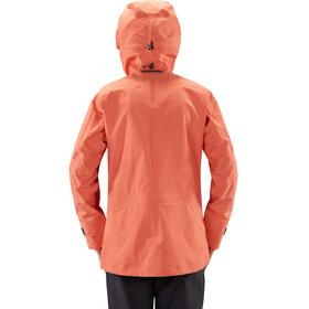 Haglöfs W's Khione 3L PROOF Jacket Coral Pink